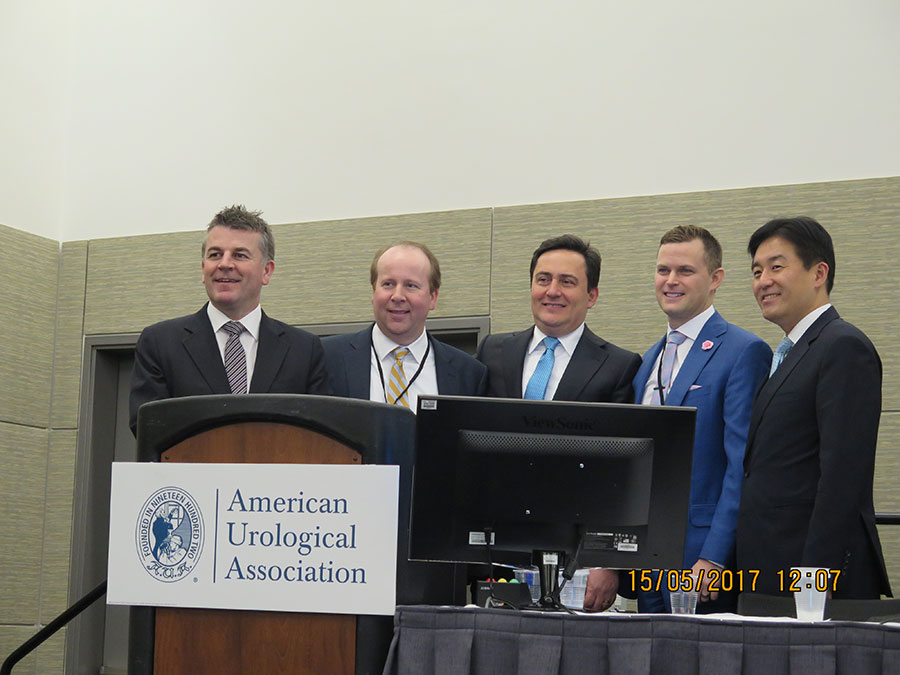 AUA 2017, Boston USA